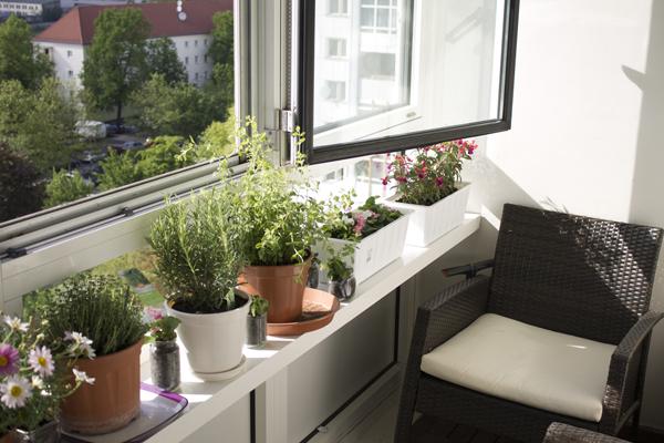 Balkon/Wintergarten