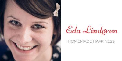 Portrait und Logo Eda Lindgren