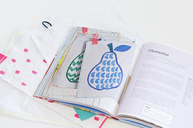Geschirrtücher das große BLV Kreativ-Buch