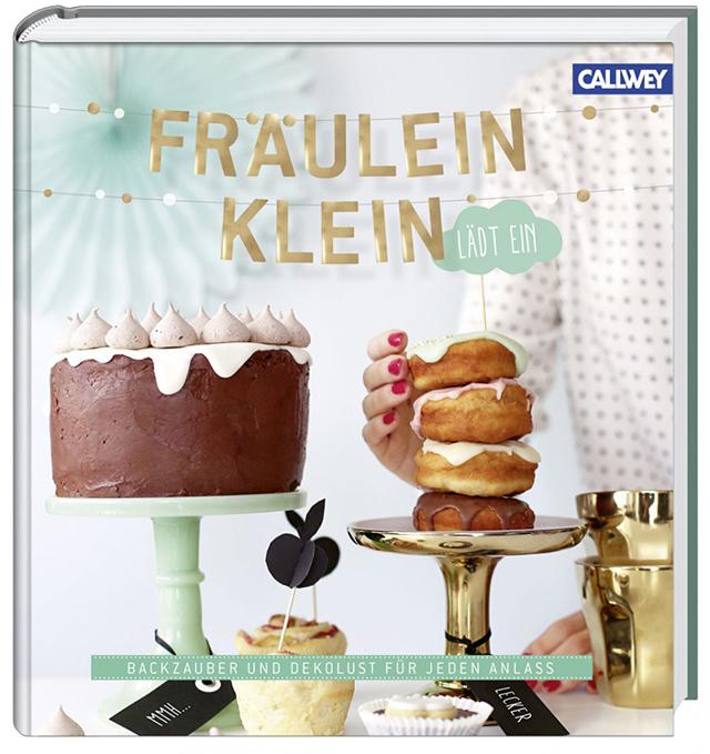 Callwey Verlag - Fräulein Klein lädt ein - Yvonne Bauer