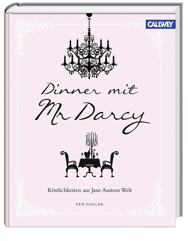"""""""Dinner mit Mr Darcy"""" von Pen Vogler"""